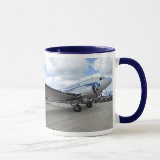 DC-3 Air France Photo Mug