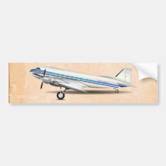 DC-3 BUMPER STICKER
