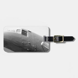 DC-3 Douglas Dakota Etiquetas Para Equipaje