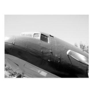 DC-3 Douglas Dakota Postcard