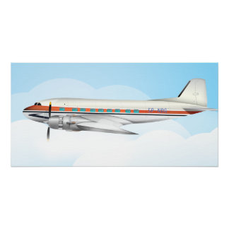 DC-3 POSTERS