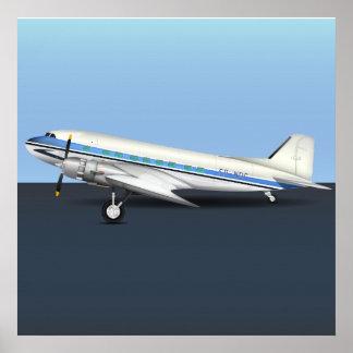 DC-3 PRINT