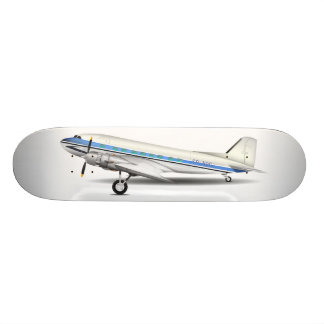 DC-3 SKATEBOARD
