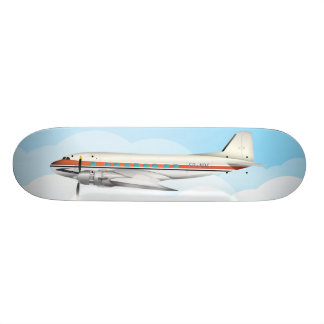 DC-3 SKATEBOARD DECK