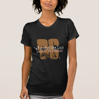 DC Blossoms (Dk) T Shirt