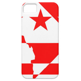 DC Borders Inverted iPhone SE/5/5s Case