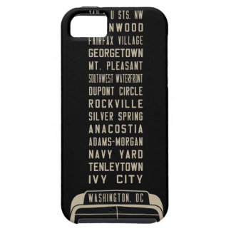 DC Bus Scroll iPhone Case iPhone 5/5S Cases