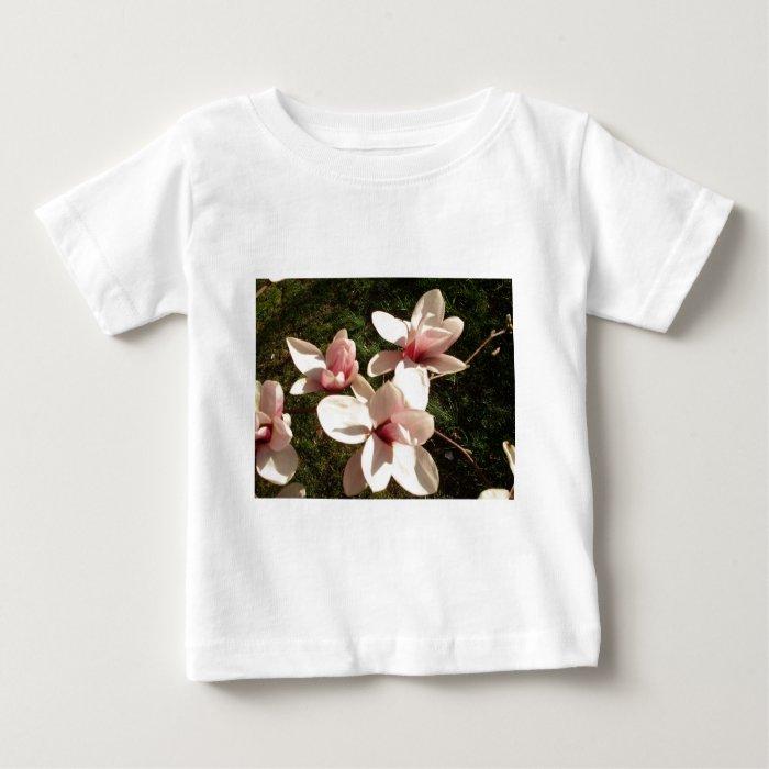 DC Cherry Blossoms Photograph Mousepad Baby T-Shirt