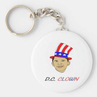 dc clown keychain