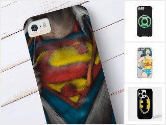 DC Comics Cases