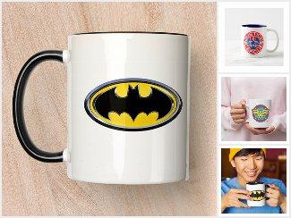 DC Comics Mugs