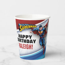 DC Comics | Superman - Birthday  Paper Cups