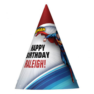DC Comics | Superman - Birthday Party Hat