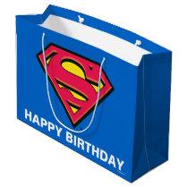 DC Comics | Superman | Classic Logo Large Gift Bag