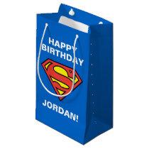 DC Comics | Superman | Classic Logo Small Gift Bag