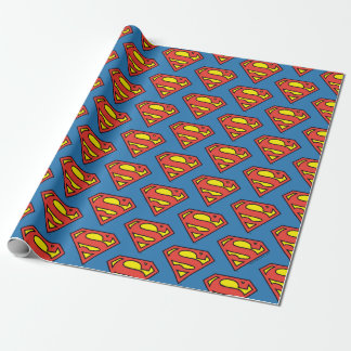 DC Comics | Superman | Classic Logo Wrapping Paper