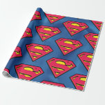 DC Comics | Superman | Classic Logo Wrapping Paper