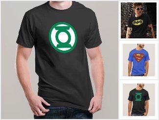 DC Comics T-Shirts