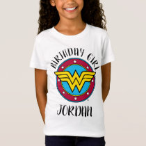 DC Comics | Wonder Woman Birthday T-Shirt
