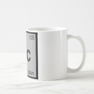 Dc - Deconstruction Chemistry Periodic Table Coffee Mug