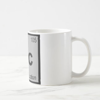 Dc - Deconstruction Chemistry Periodic Table Mugs