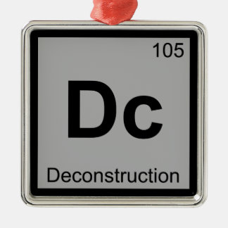 Dc - Deconstruction Chemistry Periodic Table Ornaments