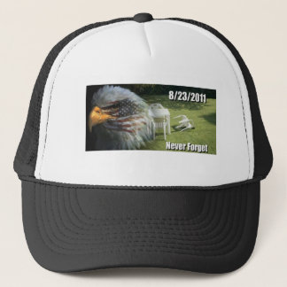 DC Earthquake...Never Forget Trucker Hat