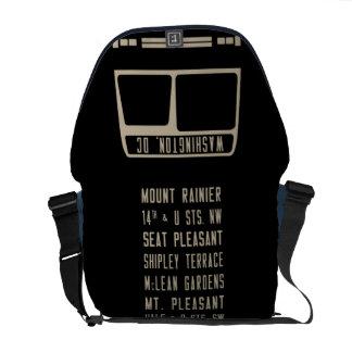 DC Flxible Metro Messenger Bag