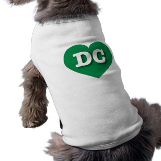 DC Green Heart - Big Love Tee