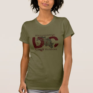 DC in Red (Dk) T-shirt