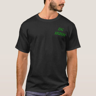 DC IRISH SHAMROCK T-SHIRT