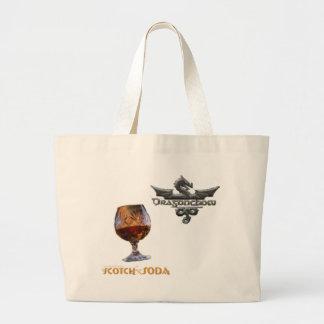 DC-Logo and SNS-Logo Duffle Bag
