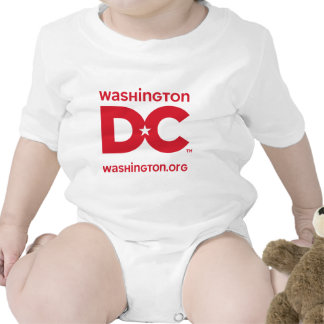 DC logo Baby Bodysuit