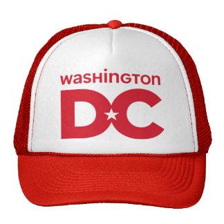 DC Logo Mesh Hat