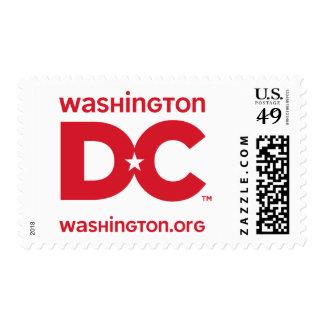 DC logo Postage Stamp