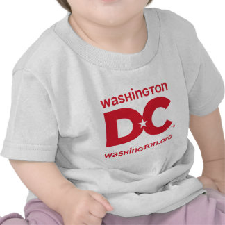 DC logo T-shirts