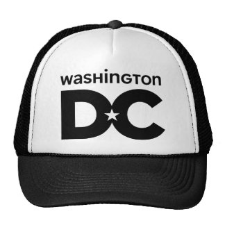 DC Logo Trucker Hat