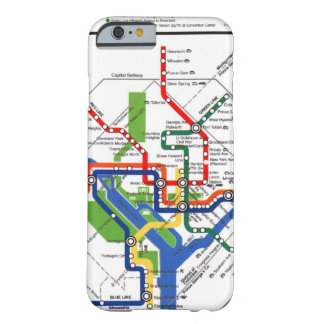DC Metro Barely There iPhone 6 Case