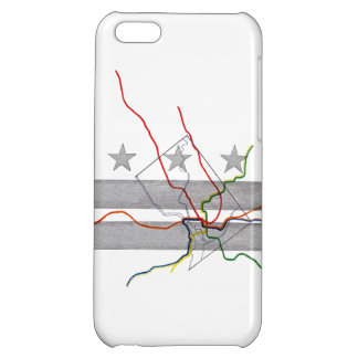 DC Metro Map iPhone 5C Cases