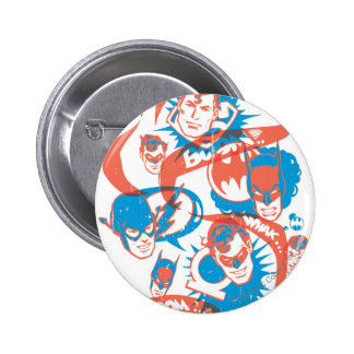 DC Originals - Logo Burst Button