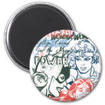 DC Originals - Spaced Out 2 Inch Round Magnet