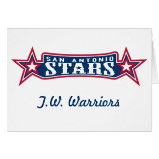 Dc Public Schools T.C. Warriors Under 14 Card