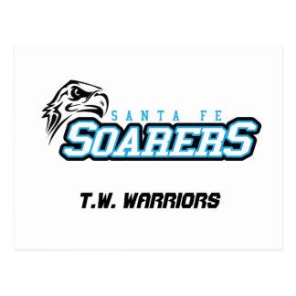 Dc Public Schools T.C. Warriors Under 14 Postcard