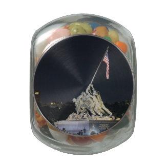 DC remembers Glass Jar
