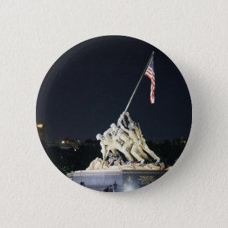 DC Remembers Pinback Button