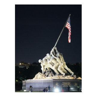 DC Remembers Postcard