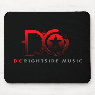 DC RIGHTSIDE MOUSEPAD