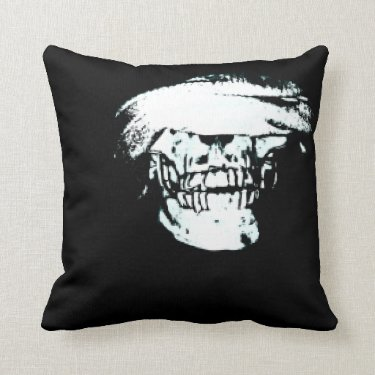 "DCA ""Sick Blood Work: Pathogen"" Album Art Pillow"
