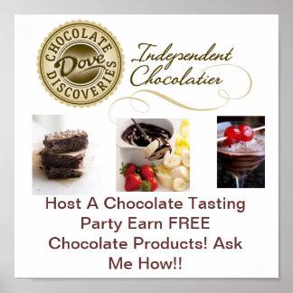 DCD_Independent_Chocolatier_Logo_V1_RGB, 254318... Poster