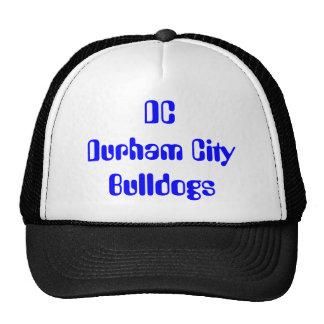 DCDurham CityBulldogs Trucker Hat